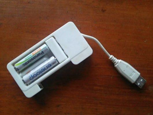三洋電器充電器