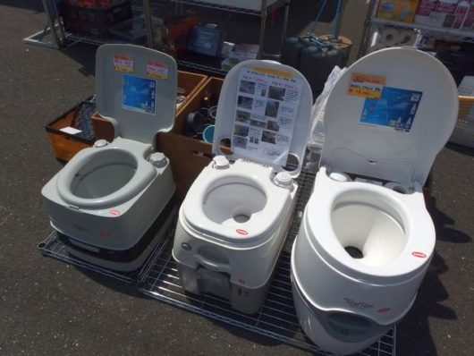 ポータブルトイレ各種
